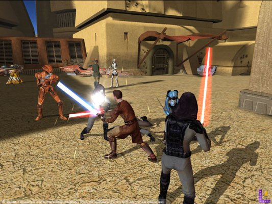 Star Wars: Knights of the Old Republic: Заговорили о римейке KotOR